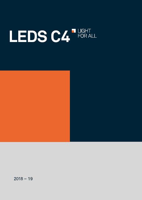 LedsC4 2018 Katalógus