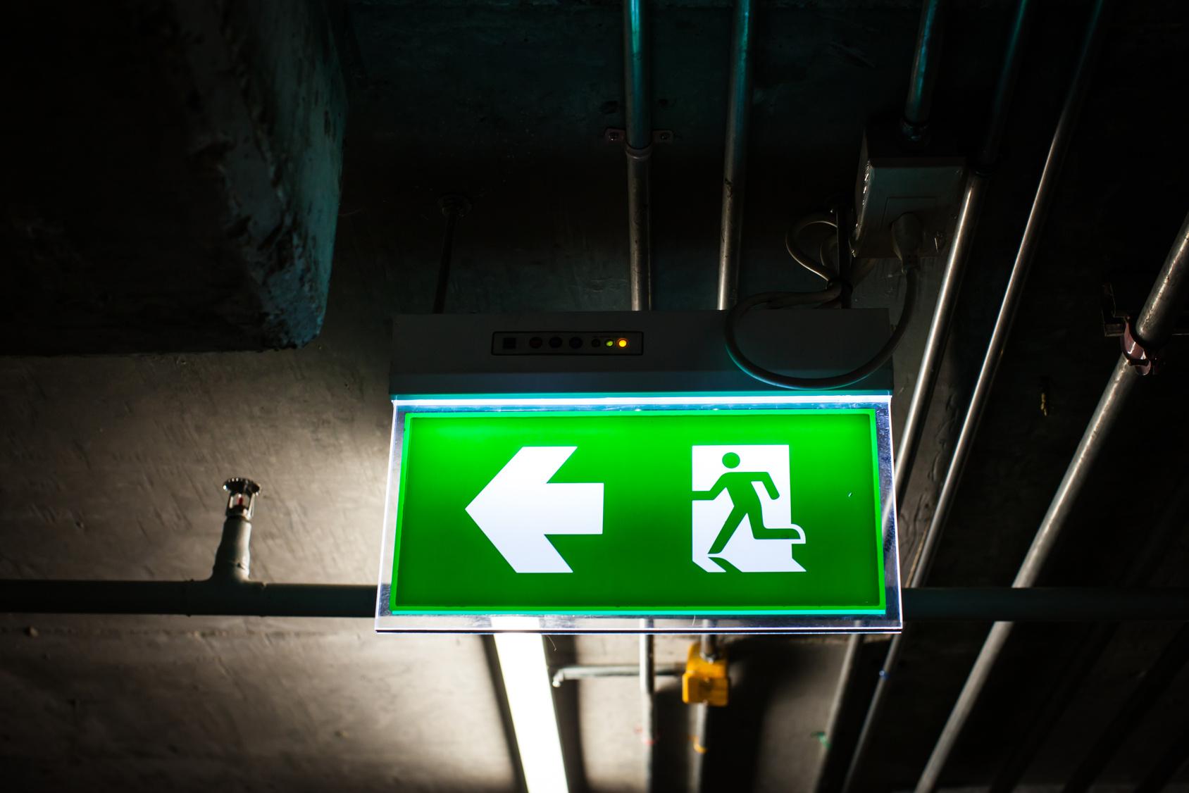 Biztonsági világítási rendszerek tervezése